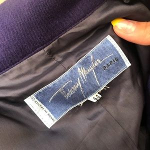 Thierry Mugler Jackets & Coats - Vintage Thierry Mugler Blazer!